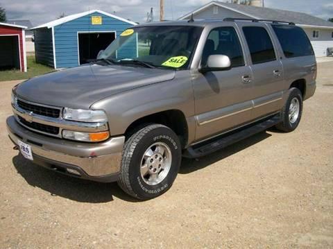2003 Chevrolet Suburban for sale at Allen Auto & Tire in Britt IA