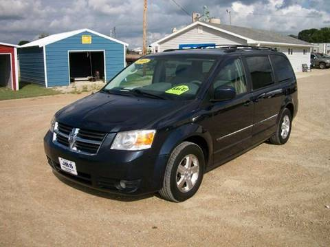 2008 Dodge Grand Caravan for sale at Allen Auto & Tire in Britt IA