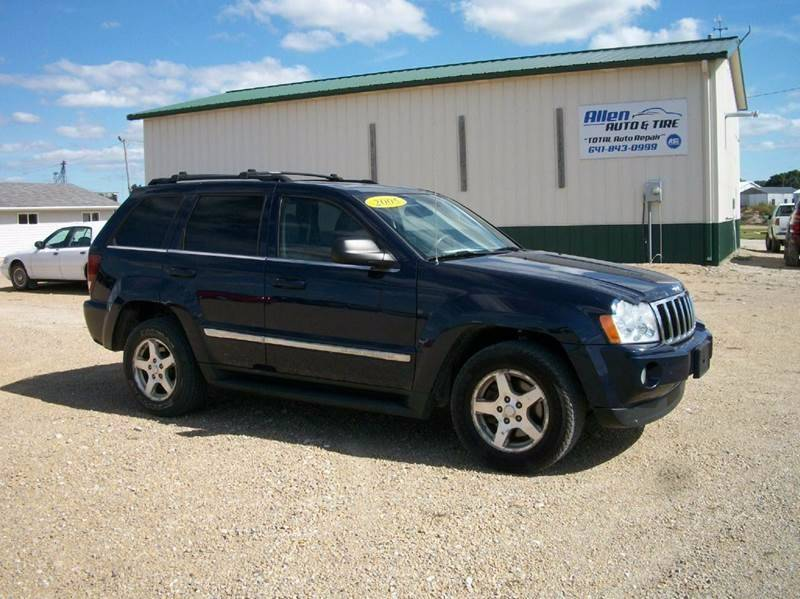 2005 Jeep Grand Cherokee 4dr Limited 4WD SUV   Britt IA