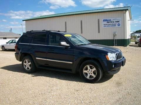 2005 Jeep Grand Cherokee for sale at Allen Auto & Tire in Britt IA