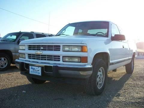 1995 Chevrolet C/K 2500 Series for sale at Allen Auto & Tire in Britt IA