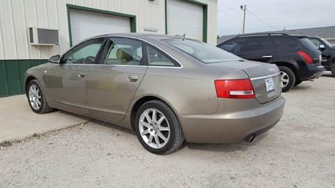 2005 Audi A6 for sale at Allen Auto & Tire in Britt IA