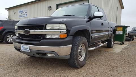 2002 Chevrolet Silverado 2500HD for sale at Allen Auto & Tire in Britt IA