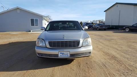 2005 Cadillac DeVille for sale in Britt IA