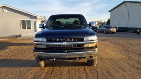 2002 Chevrolet Silverado 1500HD for sale at Allen Auto & Tire in Britt IA