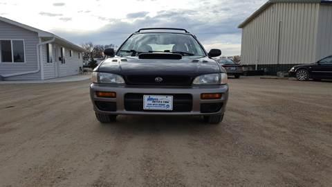 1998 Subaru Impreza for sale at Allen Auto & Tire in Britt IA