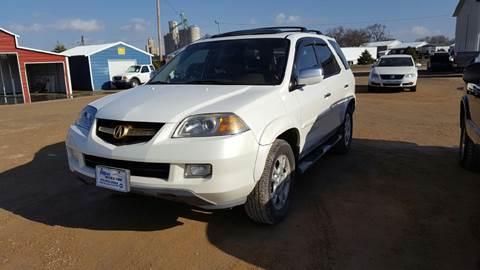 2005 Acura MDX for sale at Allen Auto & Tire in Britt IA
