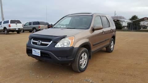 2003 Honda CR-V for sale at Allen Auto & Tire in Britt IA