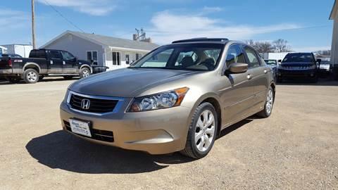 2008 Honda Accord for sale at Allen Auto & Tire in Britt IA