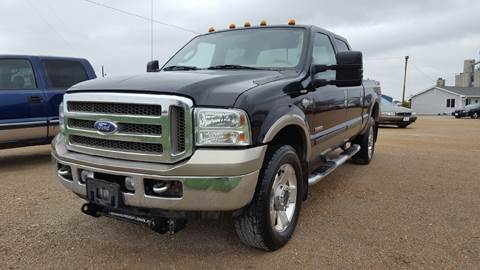 2006 Ford F-350 Super Duty for sale in Britt, IA