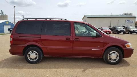 2002 Chevrolet Venture for sale at Allen Auto & Tire in Britt IA