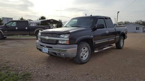 2003 Chevrolet Silverado 1500 for sale at Allen Auto & Tire in Britt IA