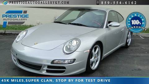 2007 Porsche 911 for sale in Lexington, KY