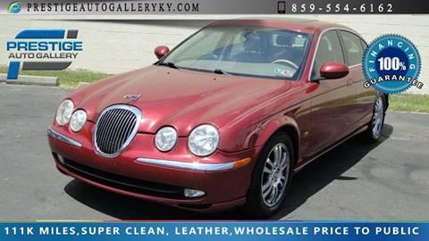 2004 Jaguar S-Type for sale in Lexington, KY