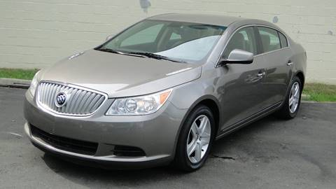 2010 Buick LaCrosse for sale in Lexington, KY