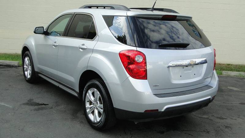 2012 Chevrolet Equinox AWD LT 4dr SUV w/ 1LT - Lexington KY