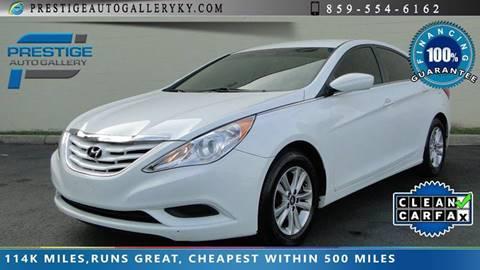 2013 Hyundai Sonata for sale in Lexington, KY