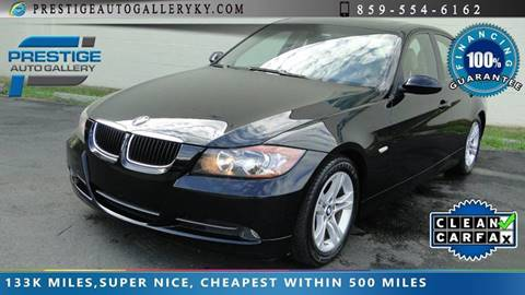 2008 BMW 3 Series for sale in Lexington, KY