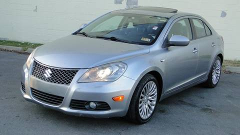 2010 Suzuki Kizashi for sale in Lexington, KY