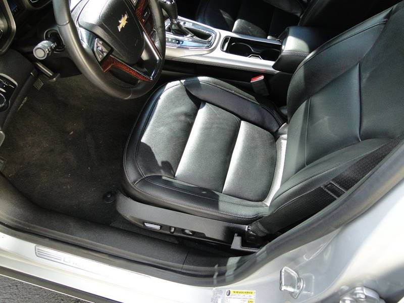2013 Chevrolet Malibu LTZ 4dr Sedan w/1LZ - Lexington KY