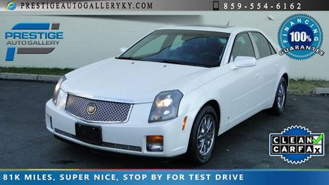 2007 Cadillac CTS for sale in Lexington, KY