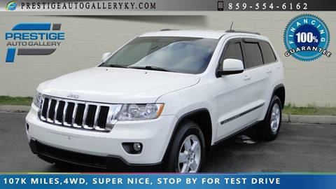 2011 Jeep Grand Cherokee for sale in Lexington, KY