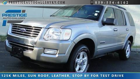 2008 Ford Explorer for sale in Lexington, KY