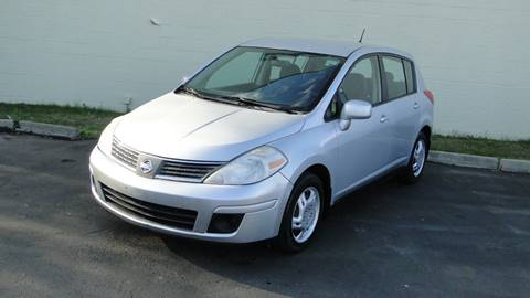 2007 Nissan Versa for sale in Lexington, KY