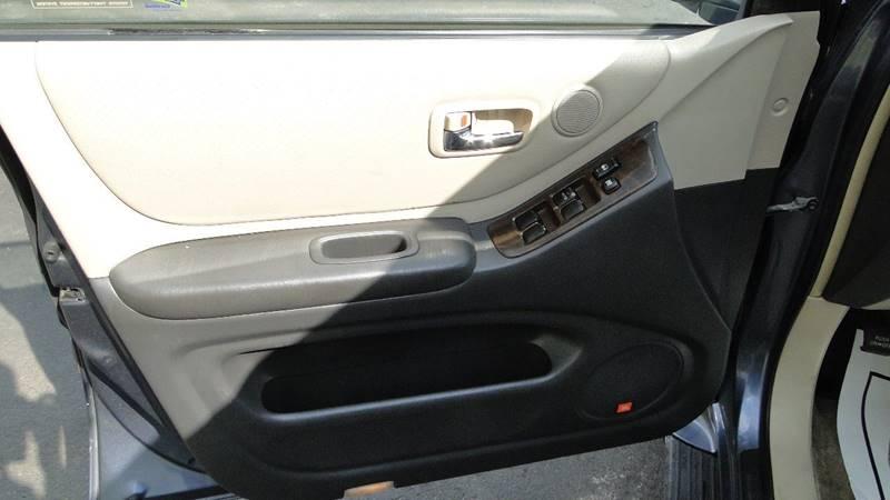 2003 Toyota Highlander Limited 4dr SUV - Lexington KY