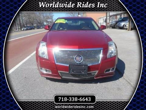 2011 Cadillac CTS for sale in Brooklyn, NY