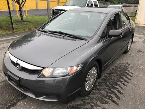 2010 Honda Civic for sale in Greensboro, NC