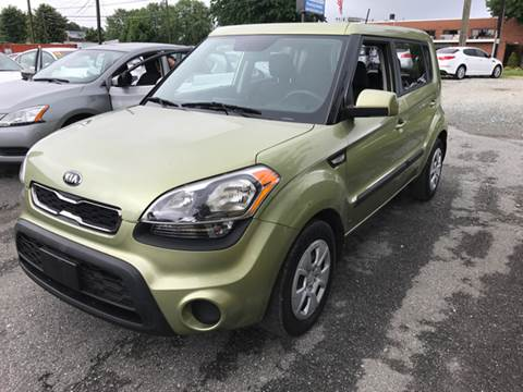 2013 Kia Soul for sale in Greensboro, NC
