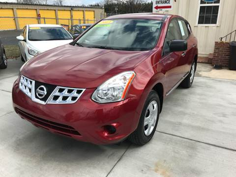 Impex Auto Sales Greensboro >> Nissan Rogue For Sale in Greensboro, NC - Carsforsale.com