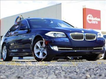 2013 BMW 5 Series For Sale  Carsforsalecom