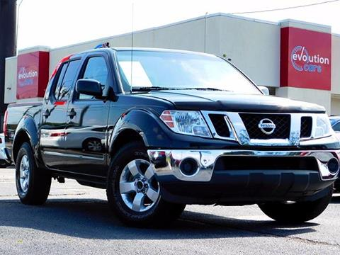 2011 Nissan Frontier for sale in Conyers, GA