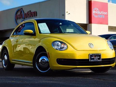 2012 Volkswagen Beetle for sale in Conyers, GA
