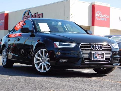 2013 Audi A4 for sale in Conyers, GA