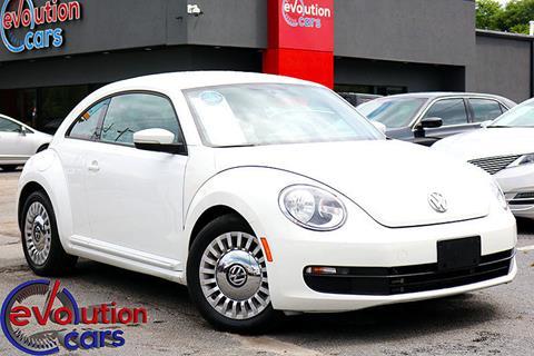 2015 Volkswagen Beetle for sale in Conyers, GA