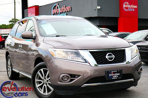 2014 Nissan Pathfinder for sale in Conyers, GA