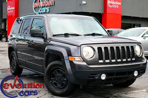 2015 Jeep Patriot for sale in Conyers, GA