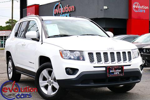 2016 Jeep Compass for sale in Conyers, GA