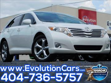 2011 Toyota Venza for sale in Conyers, GA