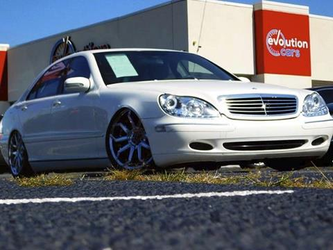 2002 Mercedes-Benz S-Class for sale in Conyers, GA