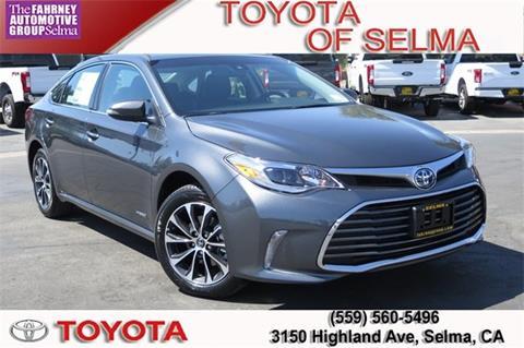 2017 Toyota Avalon Hybrid for sale in Selma, CA