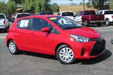 2015 Toyota Yaris for sale in Selma, CA