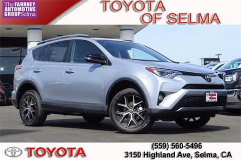 2017 Toyota RAV4 for sale in Selma, CA