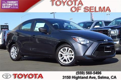 2017 Toyota Yaris iA for sale in Selma, CA