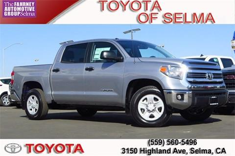 2017 Toyota Tundra for sale in Selma, CA