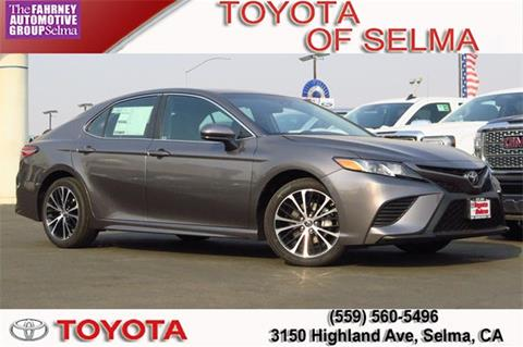 2018 Toyota Camry for sale in Selma, CA