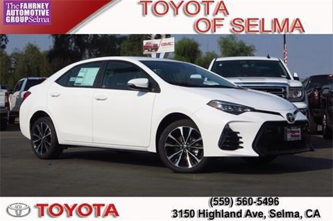 2018 Toyota Corolla for sale in Selma, CA